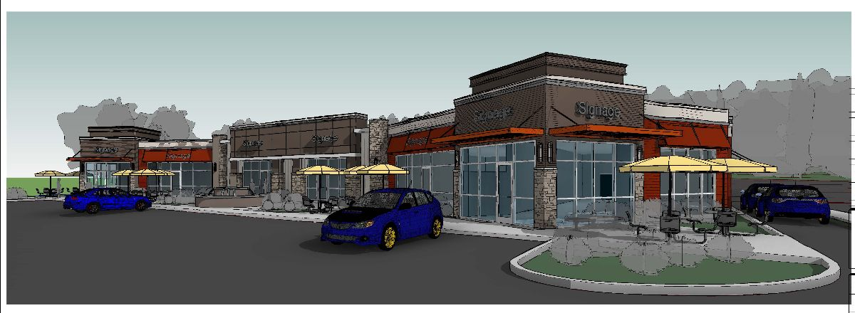 New Retail Development - Retail - For Lease