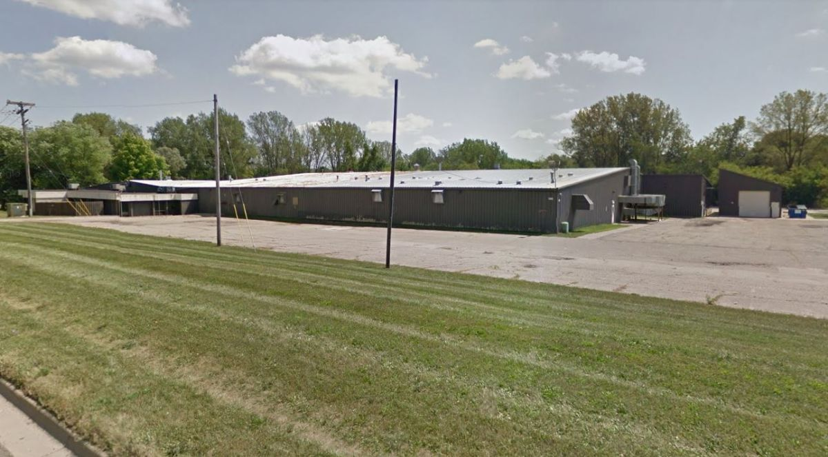 Industrial Building For Sale - Industrial - For Sale