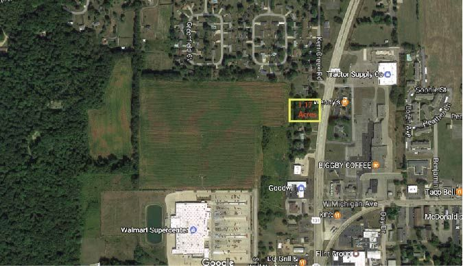 Three Rivers, Michigan - Land - For Sale