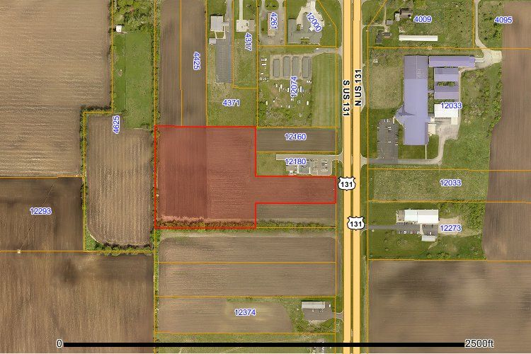 11 Acres on Busy 131 - Land - For Sale
