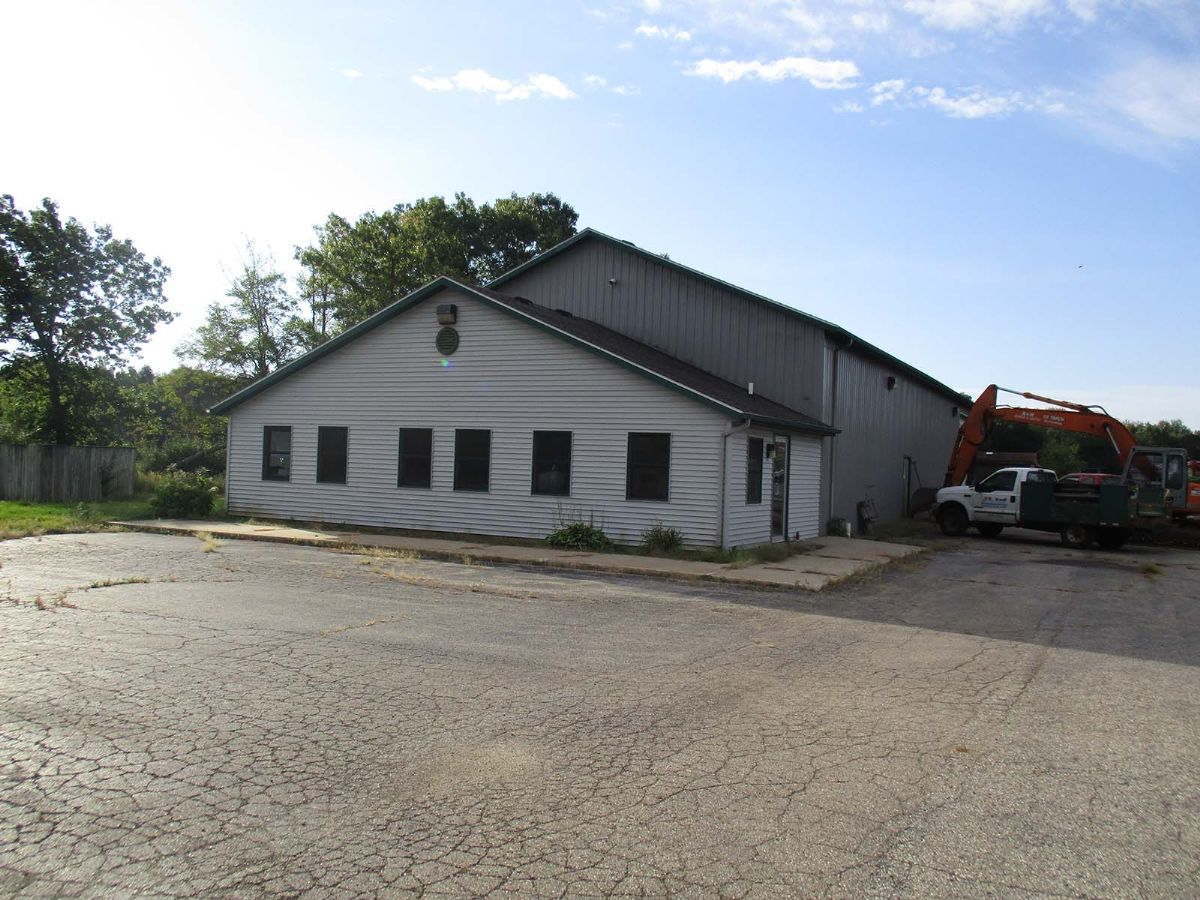 Paw Paw Industrial Building - Industrial - For Sale