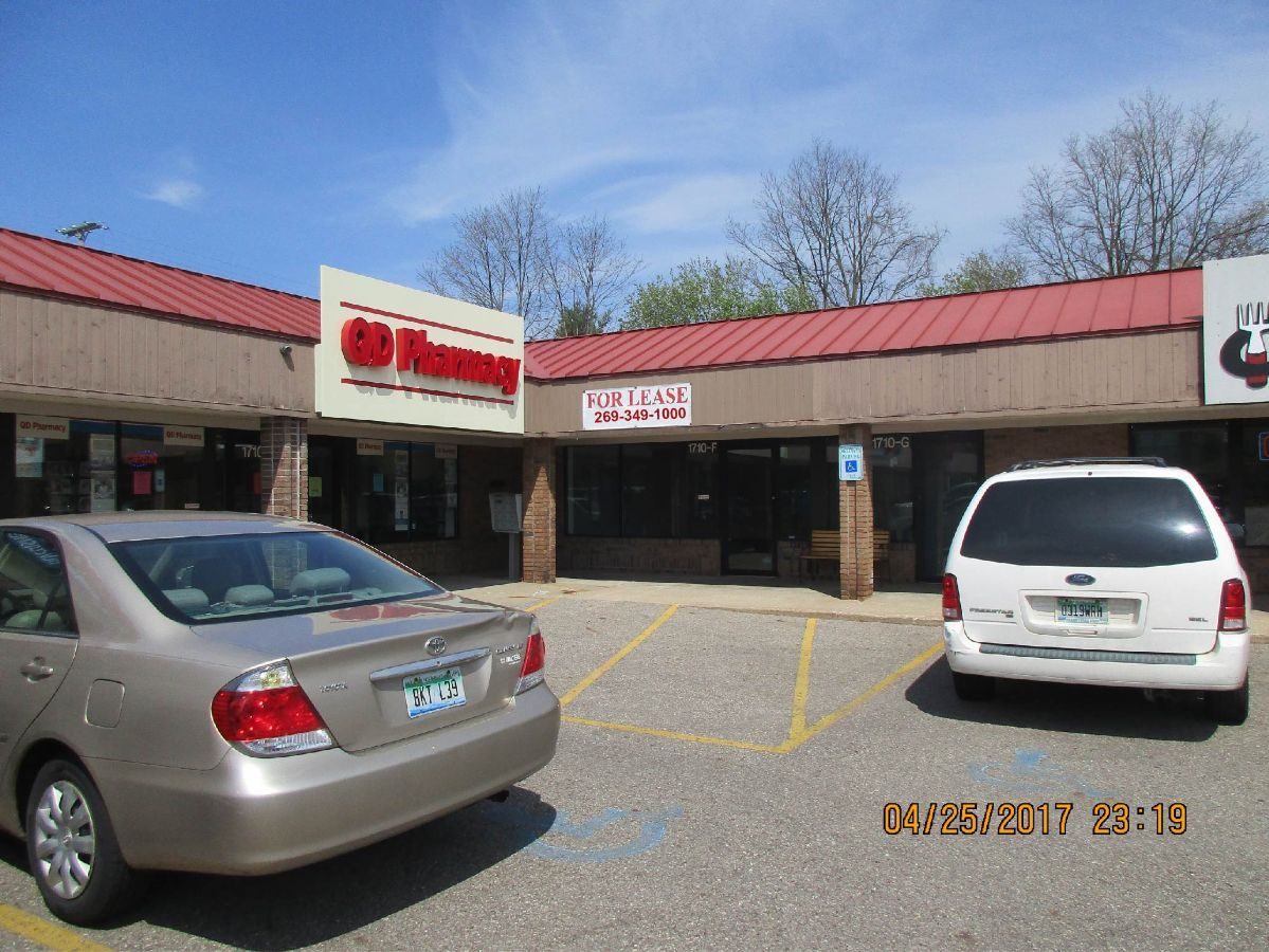 Tiffany's Village Retail Center - Retail - For Lease