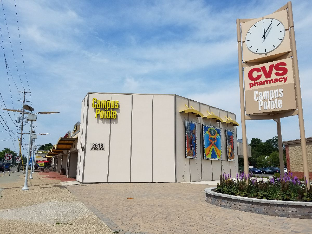 Campus Pointe Mall - Retail - For Lease