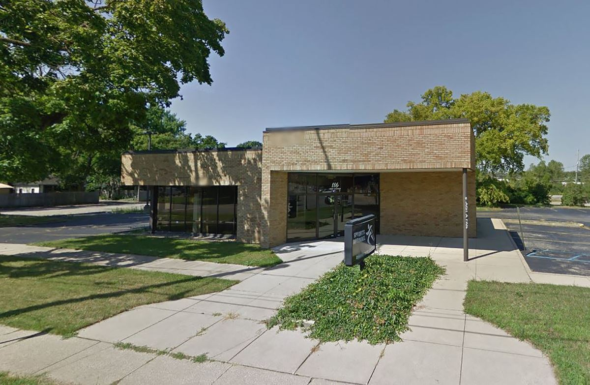Turn-Key bank building for sale - Retail - For Sale