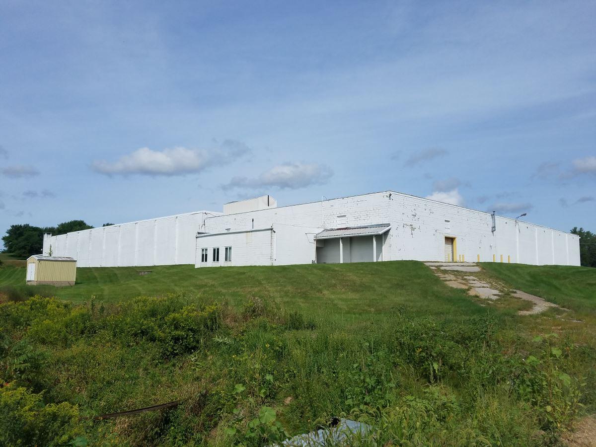 Large Industrial Building on Corner Lot - Industrial - For Sale