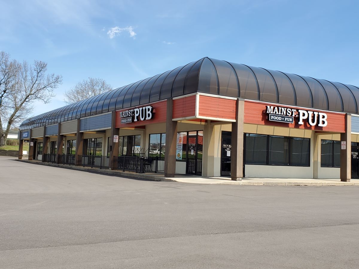 East Edge Plaza - Retail - For Lease