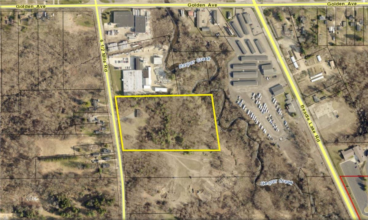 Great Parcel of Land not far from Beadle Lake exit - Industrial - For Sale
