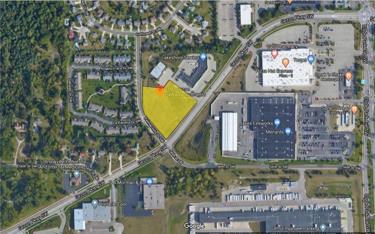 3.22 Acre Development Parcel - Land - For Sale