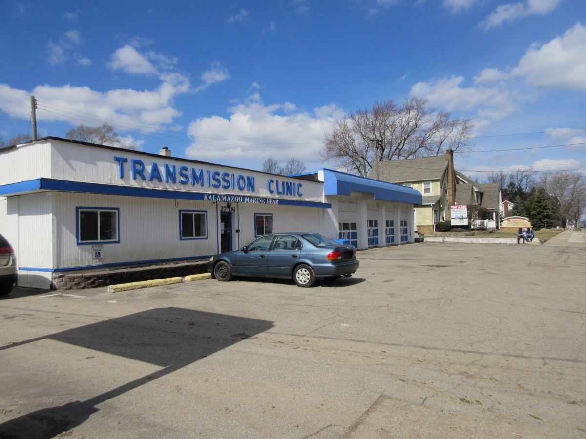 Two Kalamazoo Businesses & Real Estate for Sale - Retail - For Sale