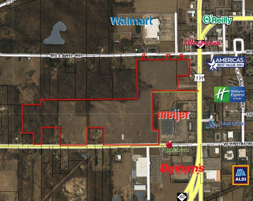 Commercial Development Site - Land - For Sale