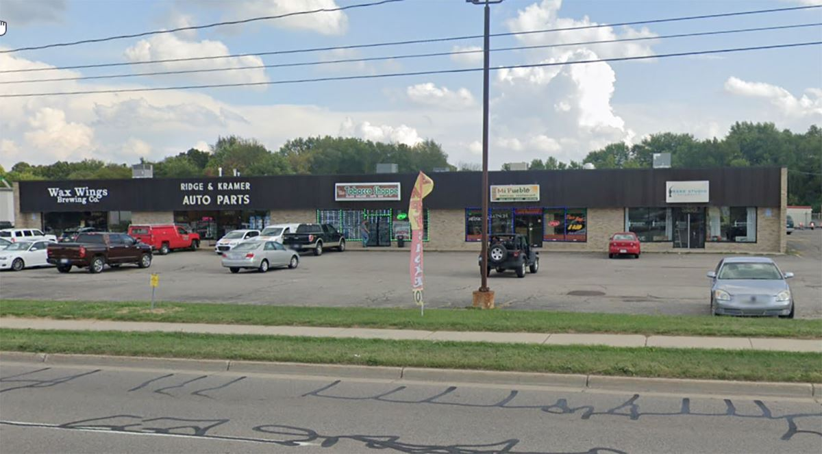 Highly Visible Retail Strip Center For Sale - Investment - For Sale/Lease