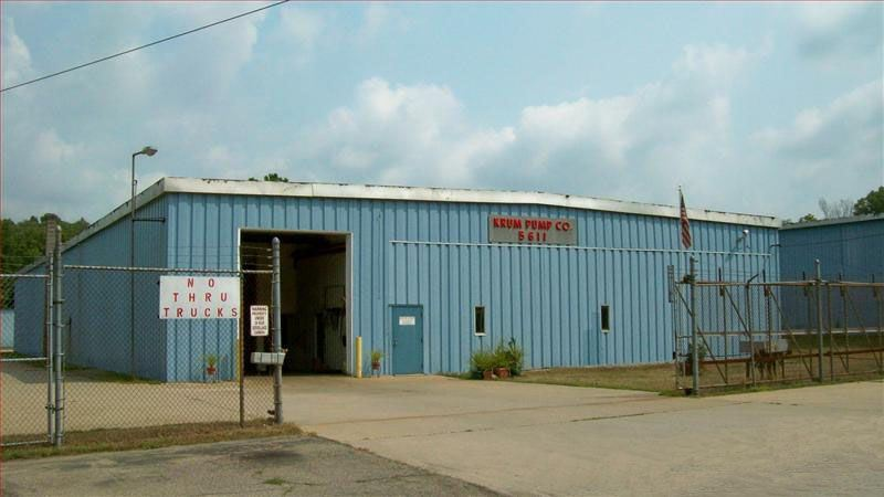 Stand Alone Industrial - Industrial - For Lease