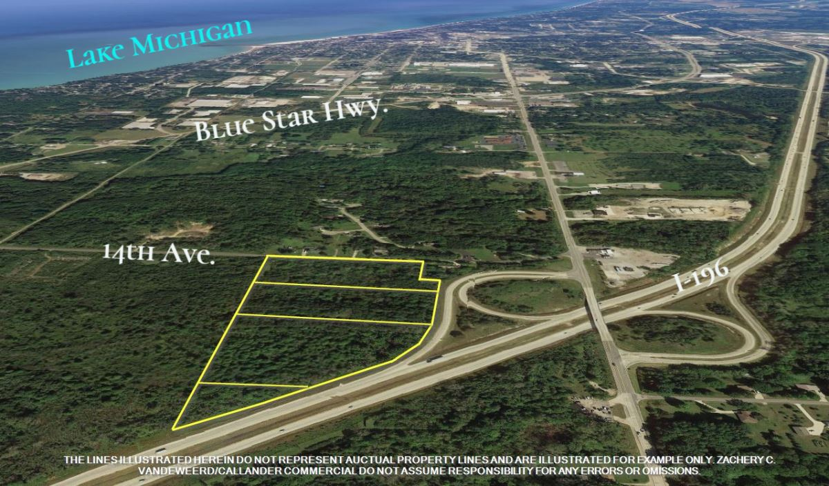 Highway Frontage! - Land - For Sale