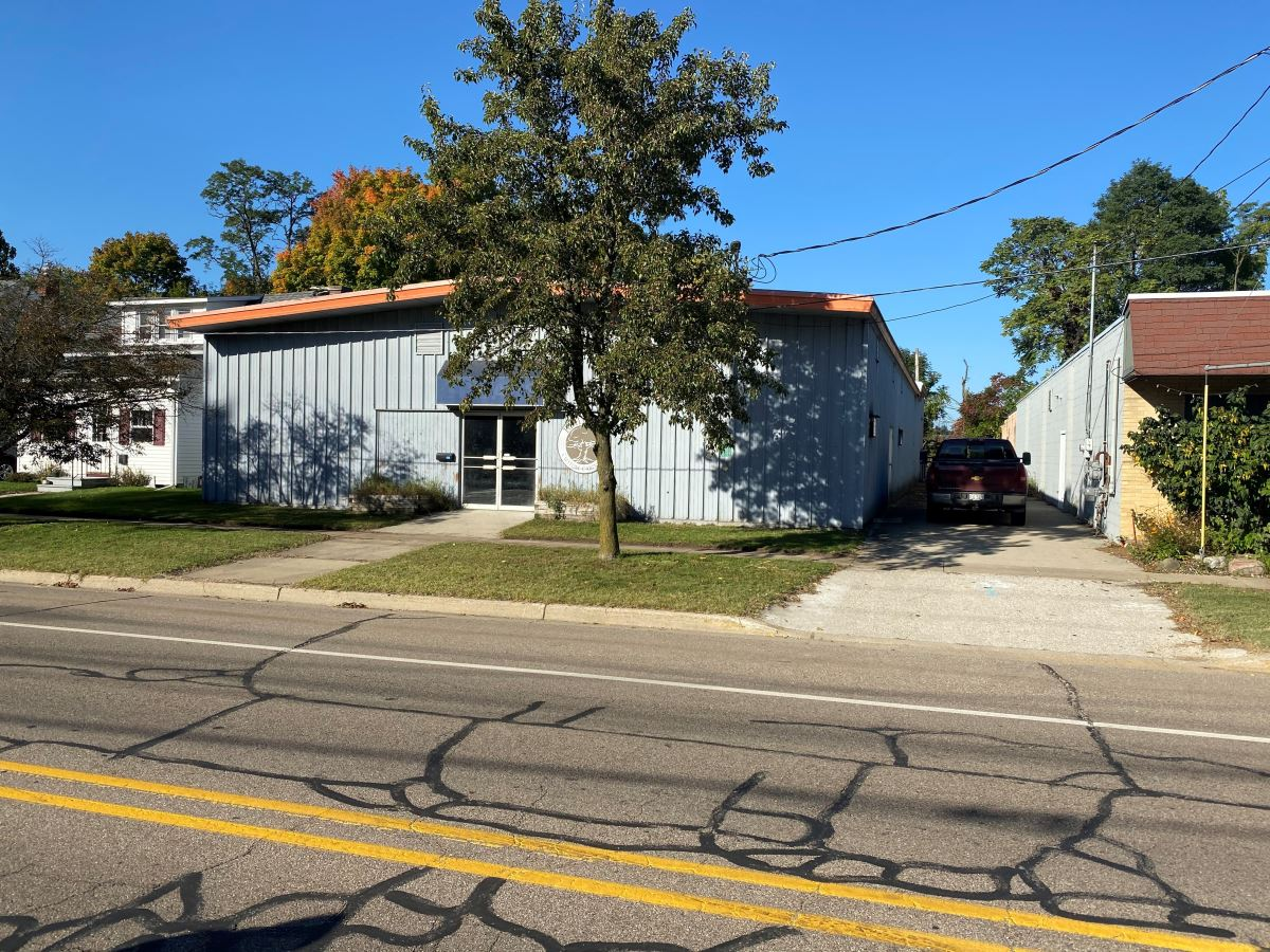 Versatile Industrial Building - Retail - For Sale